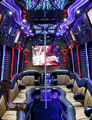 NJ Limo Bus rentals